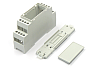DIN rail enclosures CEM22 with complete accessories