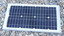 Enjoy the sun with our solar panels