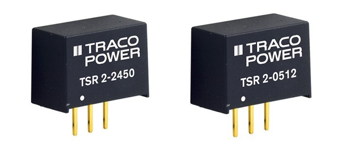 TSR2- up to 2 Amps from a sugarcube