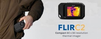 FLIR C2 – compact and powerful thermal camera
