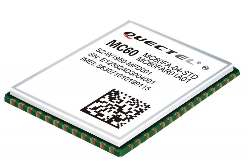 MC60 GSM/GPS/Bluetooth combo for really small tracking devices