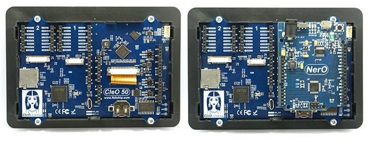 BridgetekCleO50–more powerful Cleo35 module successor