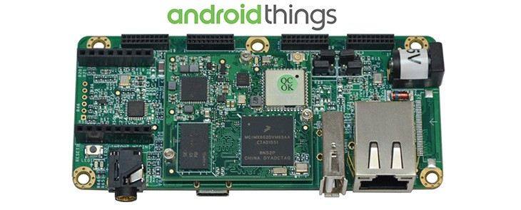 Explore Android Things with PICO-iMX6UL Kit