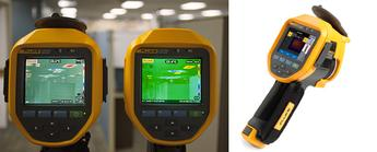 New PRO thermal cameras using Delta-T function