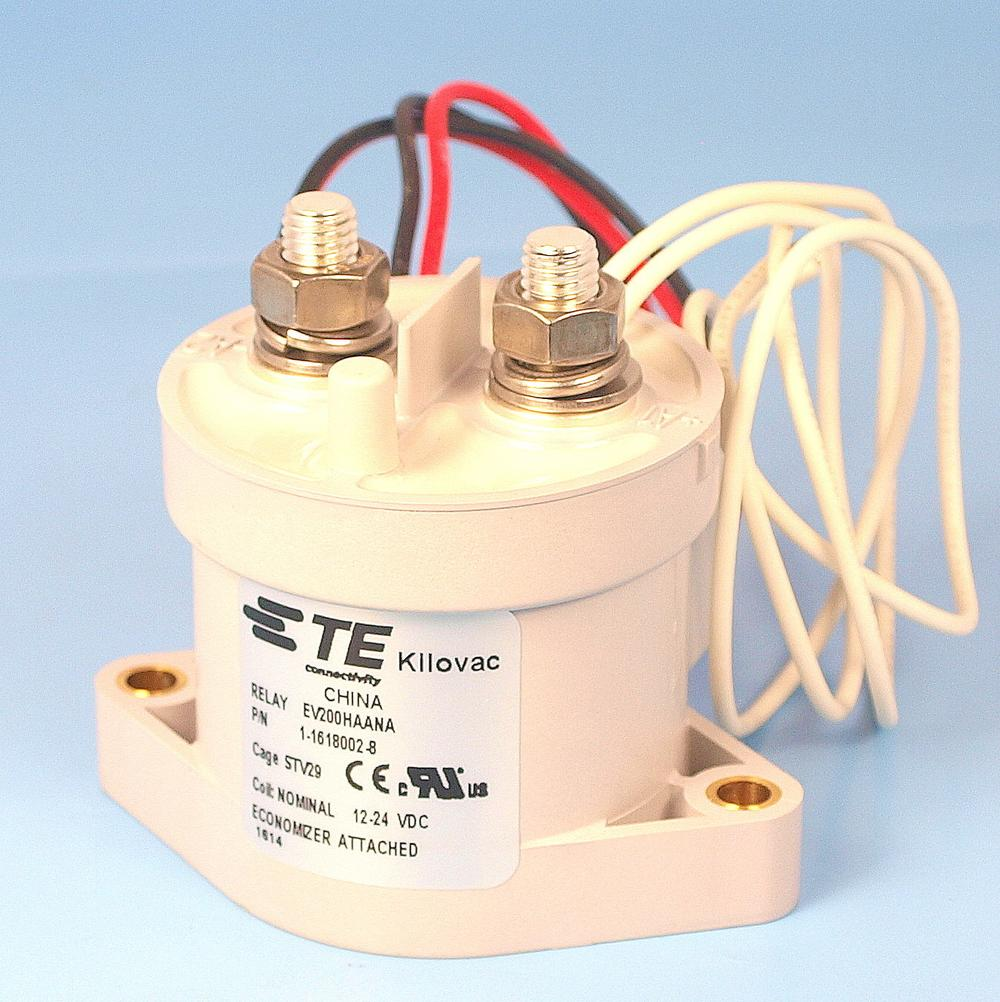 High-Voltage, High-Current DC Contactor | TE CONNECTIVITY | SOS electronic