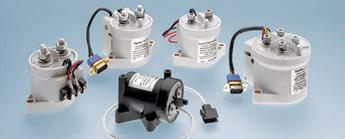 High-Voltage, High-Current DC Contactor