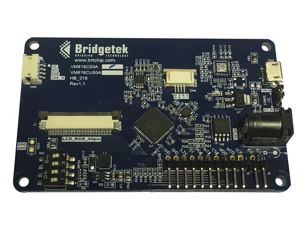 Meet the 3rd generation EVE | BRIDGETEK | SOS electronic