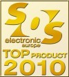Which products have been awarded as Top Product SOS 2010?